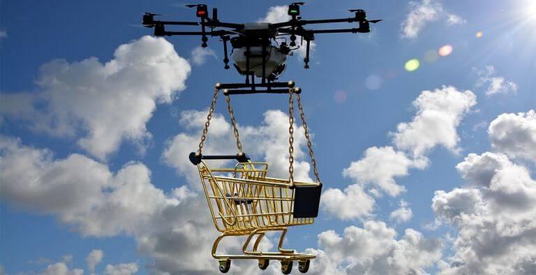 Drónok a levegõben