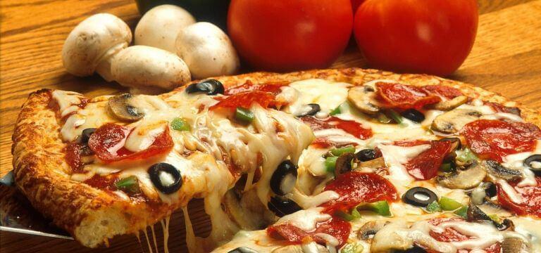 Pizzák és kalóriák